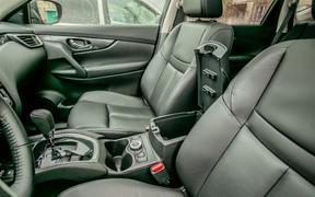 Nissan X-Trail_interior