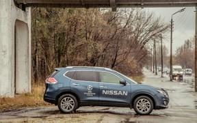 Nissan X-Trail_body
