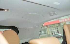 Volvo XC90 interior