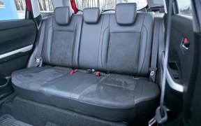 Suzuki Vitara S Interior