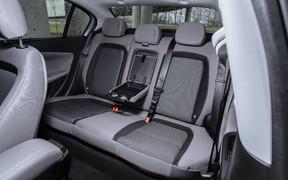 Fiat Tipo багажник