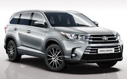 Все предложения по новым Toyota Highlander на AUTO.RIA