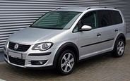 Купить б/у Volkswagen Touran на AUTO.RIA