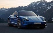 Купити новий Porsche Taycan