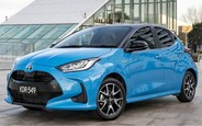Почем новые Toyota Yaris на AUTO.RIA?