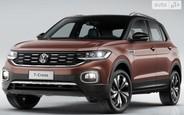 Почем новый VW T-Cross на AUTO.RIA?