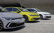 Почем новый  Volkswagen Golf на AUTO.RIA?