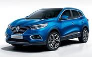 Все предложения по новым Renault Kadjar на AUTO.RIA