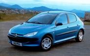 Усі вживані Peugeot 206 Hatchback (5d) на AUTO.RIA