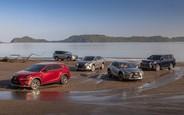 Все новые кроссоверы и внедорожники Lexus на AUTO.RIA