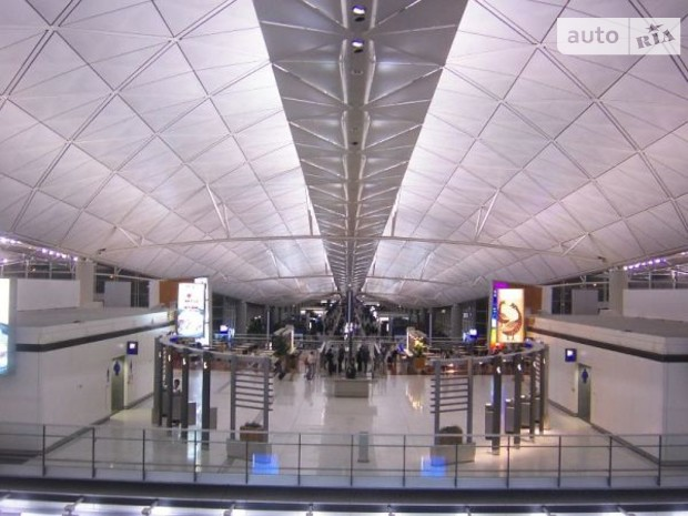 Аэропорт Гонконга признан лучшим в мире