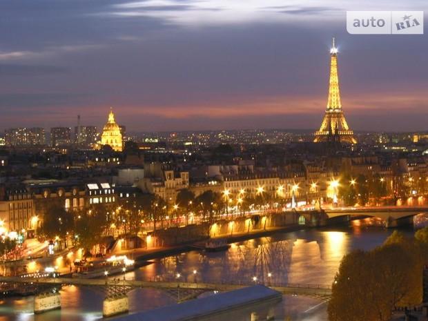 Архитектурное ноу-хау – два Парижа в одном проекте