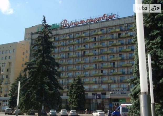 Днепропетровску вернули самую большую в городе гостиницу
