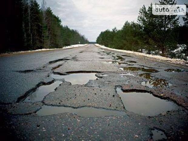 Донецкие власти хотят ремонтировать дороги за деньги местных жителей