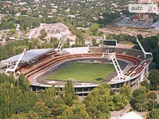 Донецкий стадион получил самую низкую оценку в подготовке к ЕВРО-2012