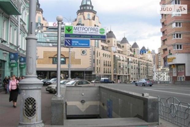 Главный архитектор Киева выступает против снова «Метрограда»