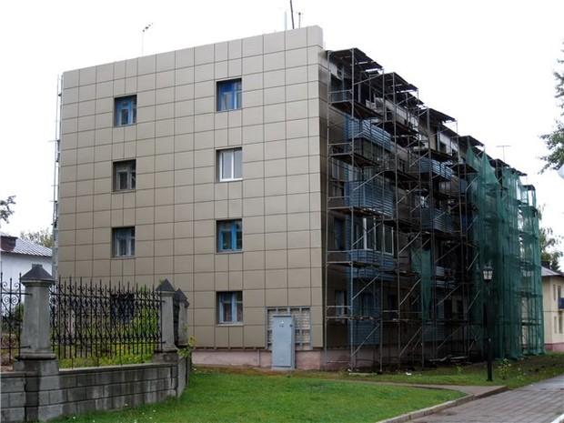 Инвесторы не интересуются украинскими «хрущевками»