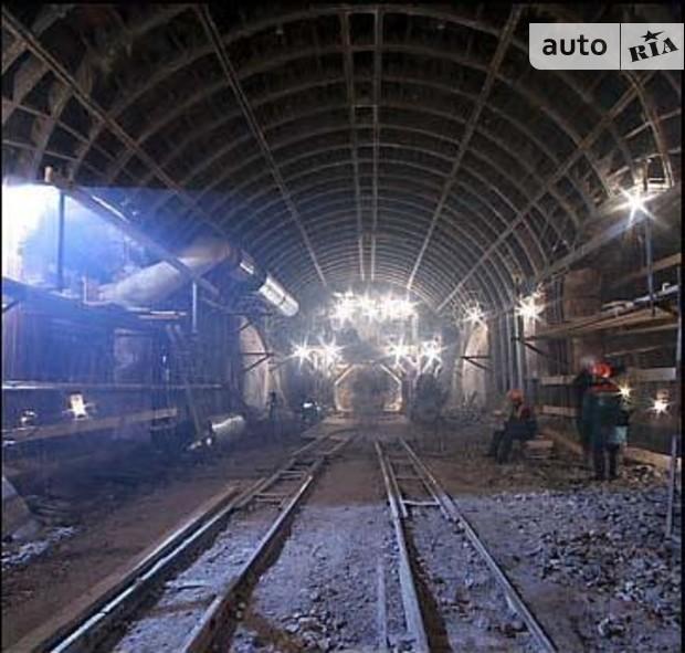 К 2013 в столице появится еще три станции метро