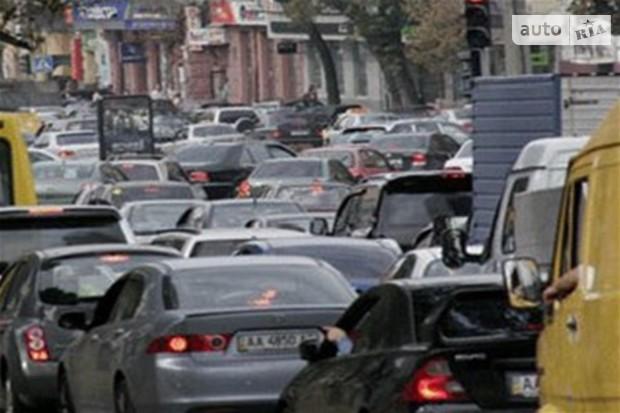 К 2025 году власть избавит Киев от пробок