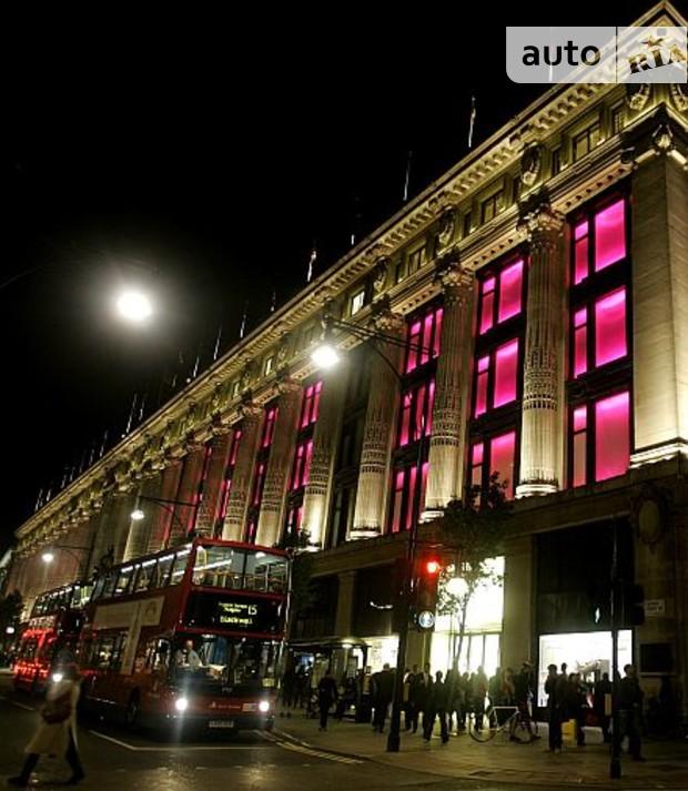 Лондон – самый привлекательный для ритейлеров