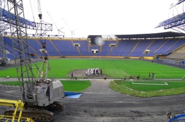 Львов и ЕВРО-2012: беспокоят только дороги