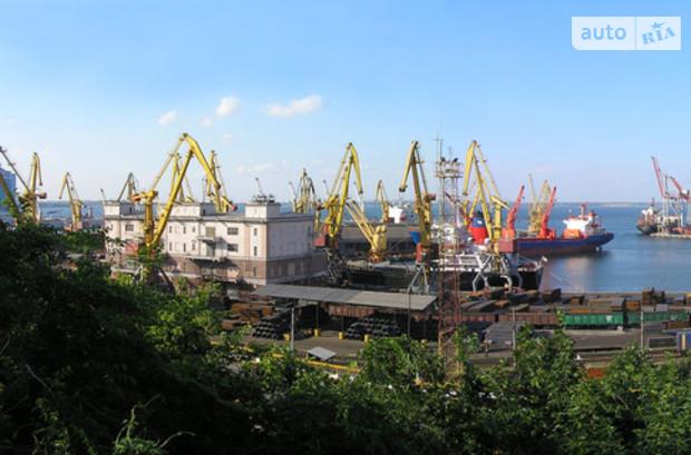 Минтранс заботится об Одесских портах