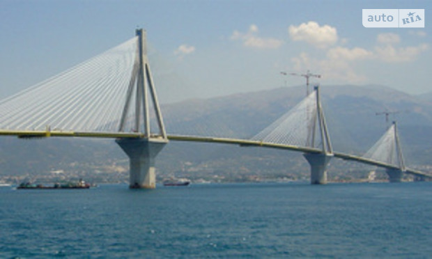 Мост через Керченский пролив стоит $1 млрд