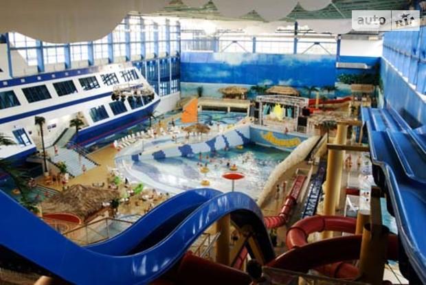 На Оболони и Осокорках построят аквапарки