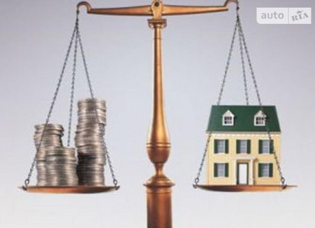 Населению придется платить налог на недвижимость в размере 10 грн./кв. м