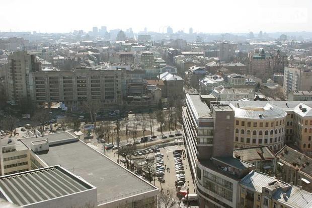 Около Львовской площади в Киеве вскоре появится офисный комплекс