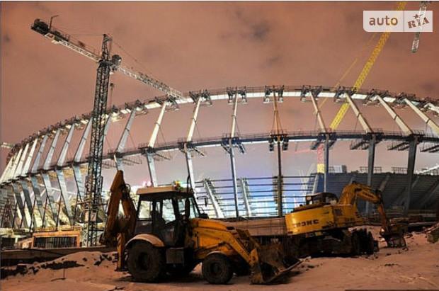 «Олимпийский» строят с большими нарушениями