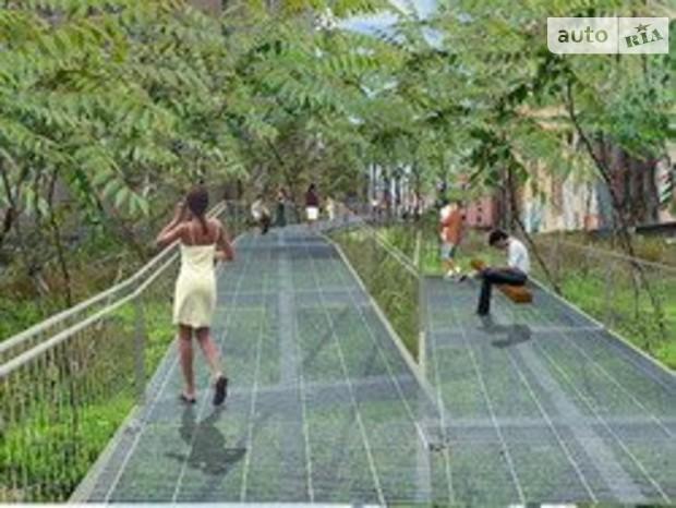 Открыта вторая часть Нью-Йоркского «висячего сада»