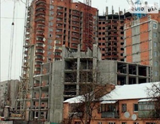 Падение объемов жилищного строительства в Украине