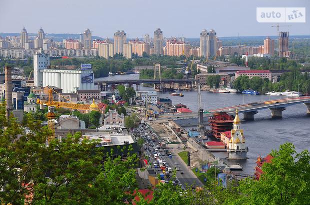 Печерский район Киева – самый дорогой по стоимости квартир