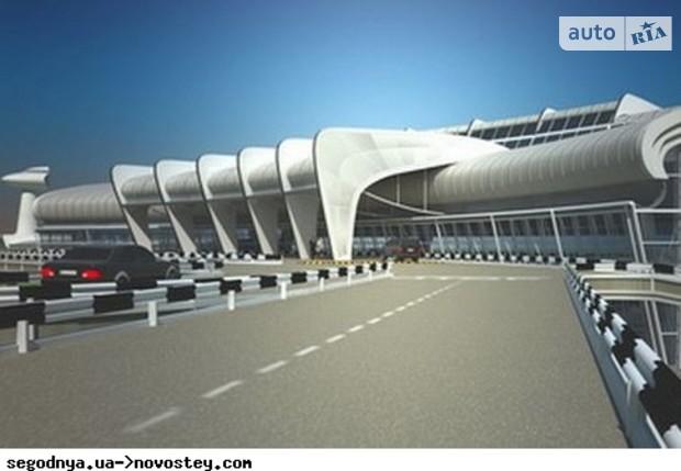 Перроны и рулежные дорожки в Донецком аэропорту отремонтируют за 455 млн грн