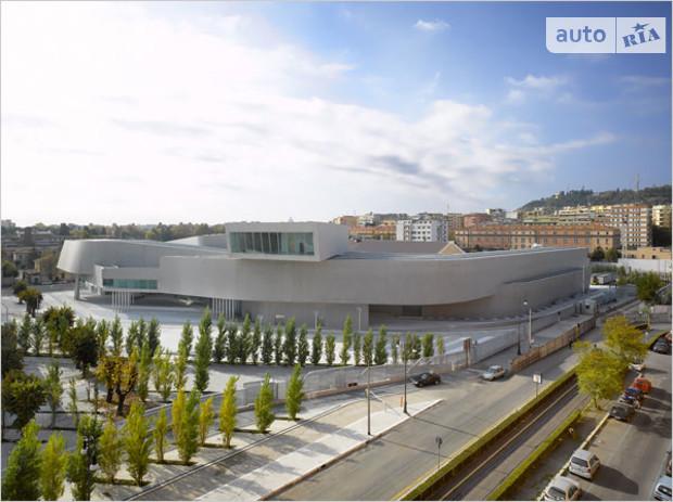 Проект современного музея «Маккси» в Риме удостоили британской архитектурной премии