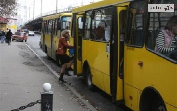 Проезд в столичных маршрутках может подорожать до 4,5 грн