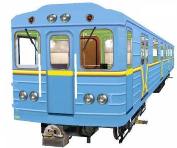 Ремонт в Киеве требуется даже вагонам метро. Всем