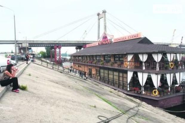 Рестораны «Вареничная» и «Хуторок» покинут набережную до 7 августа