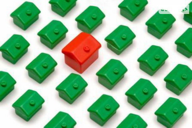С начала года в Киеве построили 375 домов