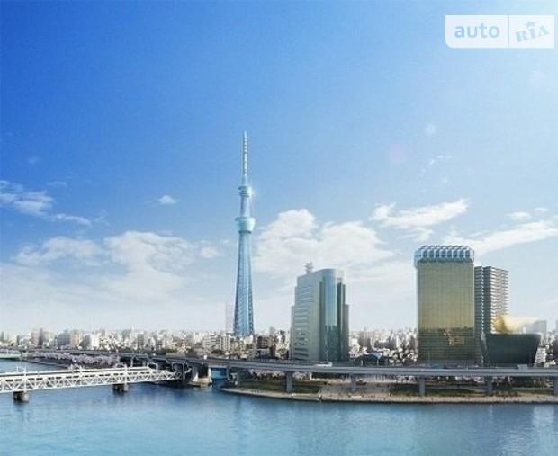 Самая высокая башня в мире появится в Токио