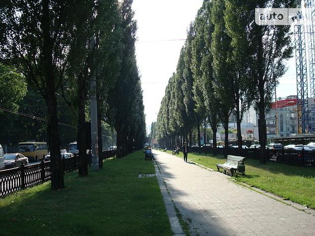 Столичные бульвары Шевченко и Леси Украинки благоустроят по-дизайнерски