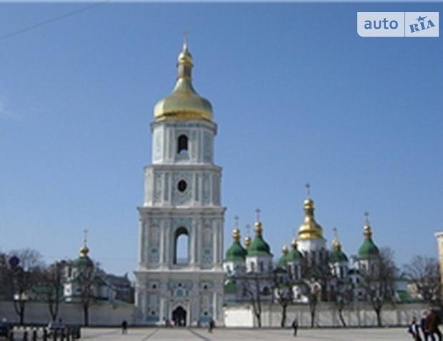 Строительство жилого комплекса в буферной зоне собора Святой Софии Киевской остановлено
