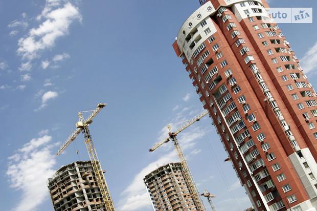 Украинский рынок недвижимости увидел свет