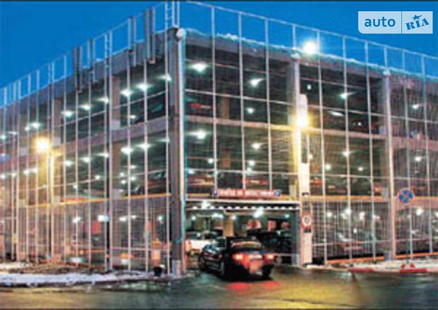 В Борисполе построят многоуровневый паркинг