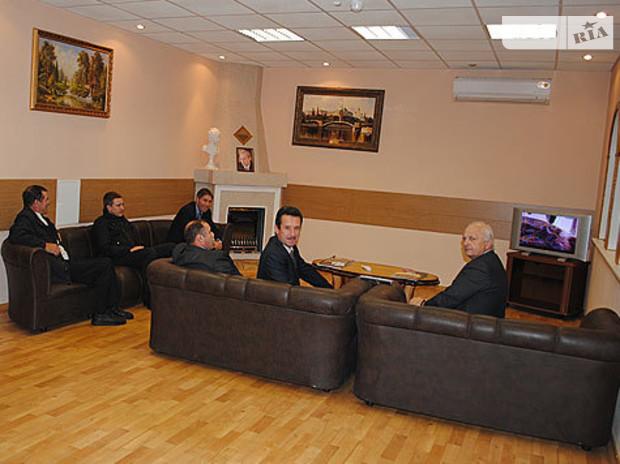 В Киеве на Борщаговке построят центр для отдыха водителей