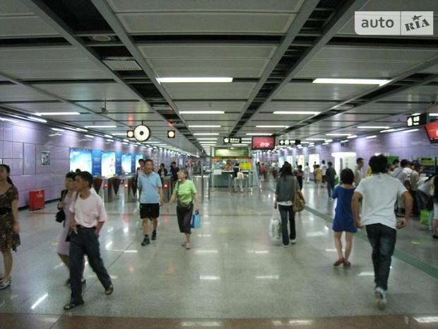 В Пекине открыто 5 новых веток метро