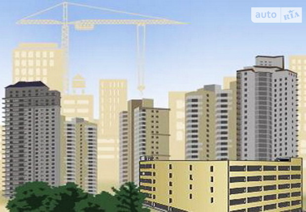 В первом полугодии в Киеве ввели в эксплуатацию 3048 квартир