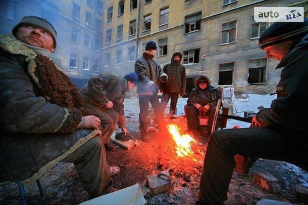 В Украине построят общежитие для бездомных