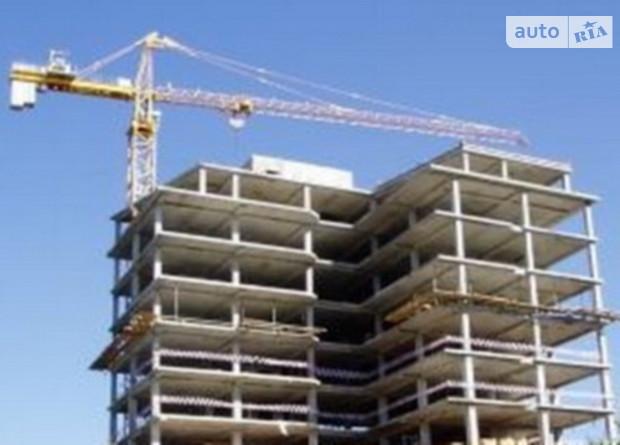 В Украине упали объемы строительства